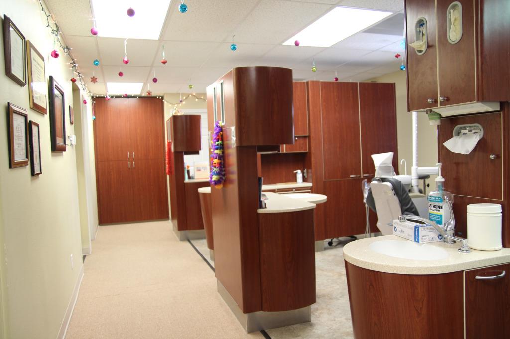 Dental office in Whittier